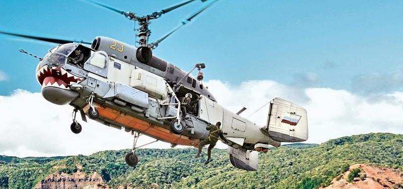 Elicottero Kamov : Modellismo più