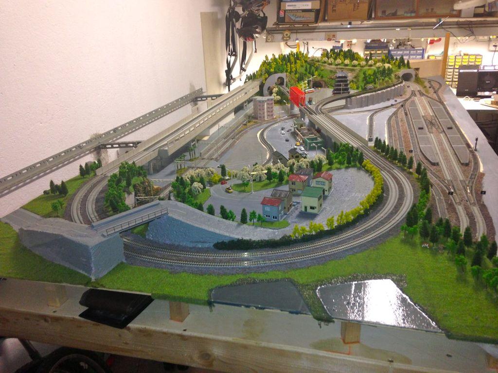 Modellismo pi for Bloccare i piani di costruzione del garage