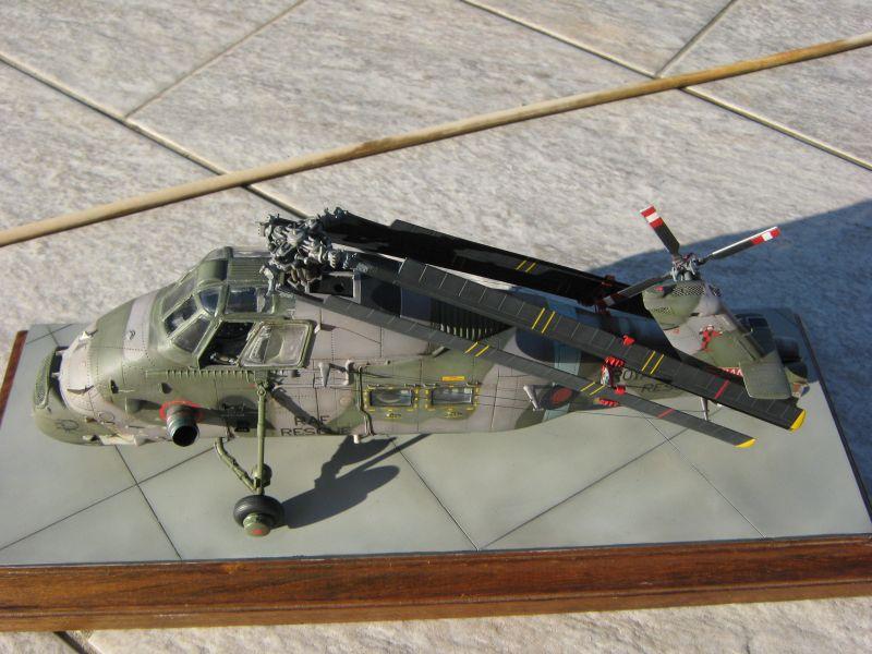 Elicottero Wessex : Modellismo più