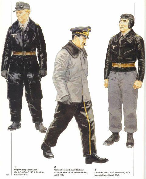uniformi A 1945