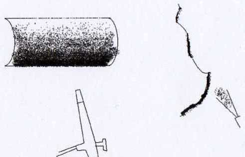 Le Ombre ad aerografo